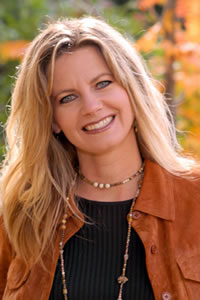 Sandra Baker,  Master Rapid Eye Technician, Certification Trainer, Intuitive Life Coach